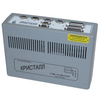 Блок контроля СДК-31.209GSM