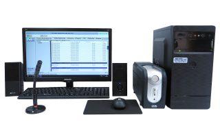 Пульт диспетчера СДК-330S1 (TCP/IP)