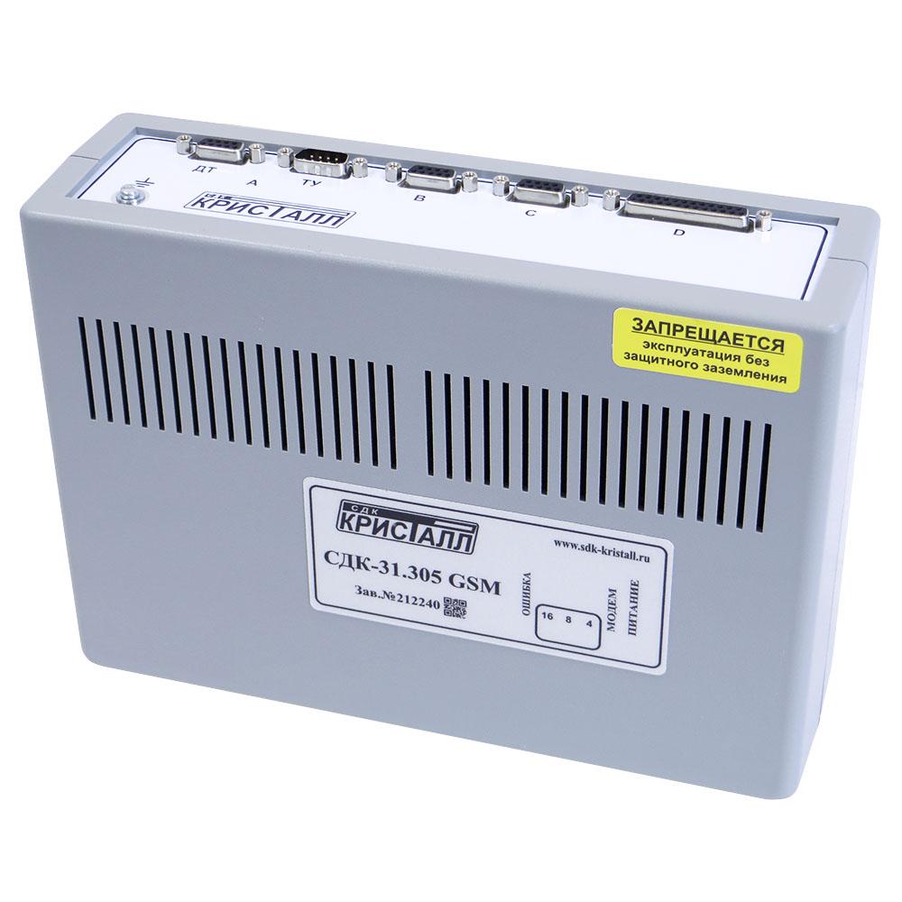 Блок контроля СДК-31.305GSM