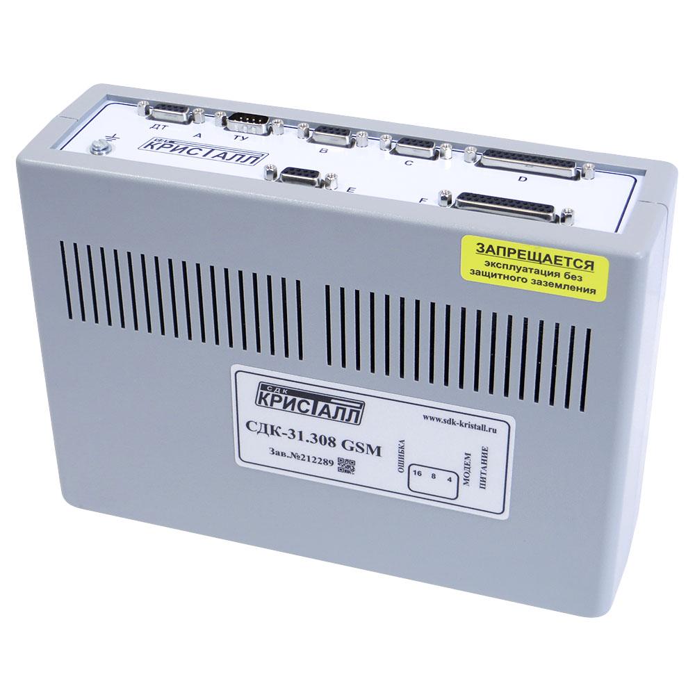 Блок контроля СДК-31.308GSM