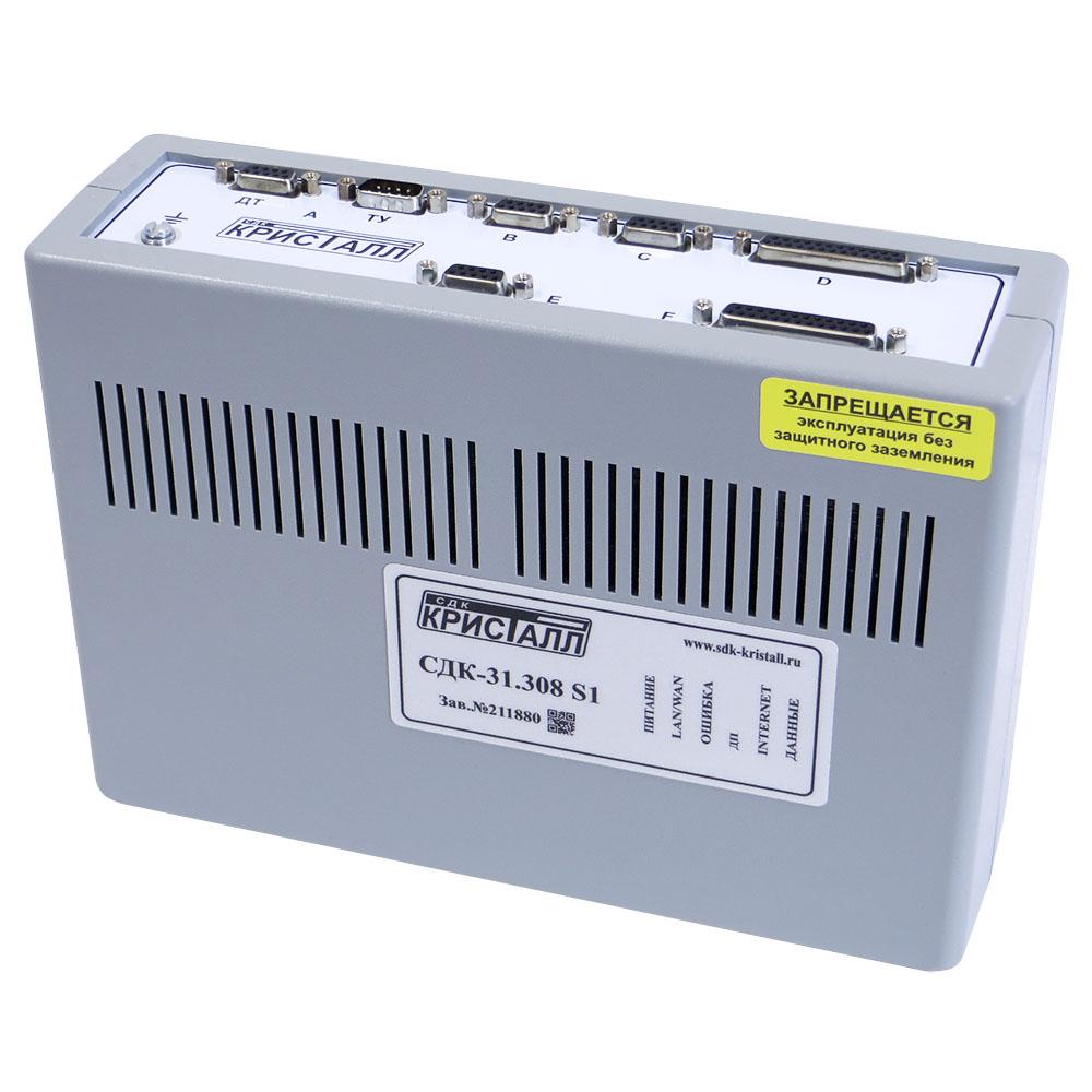 Блок контроля СДК-31.308S1