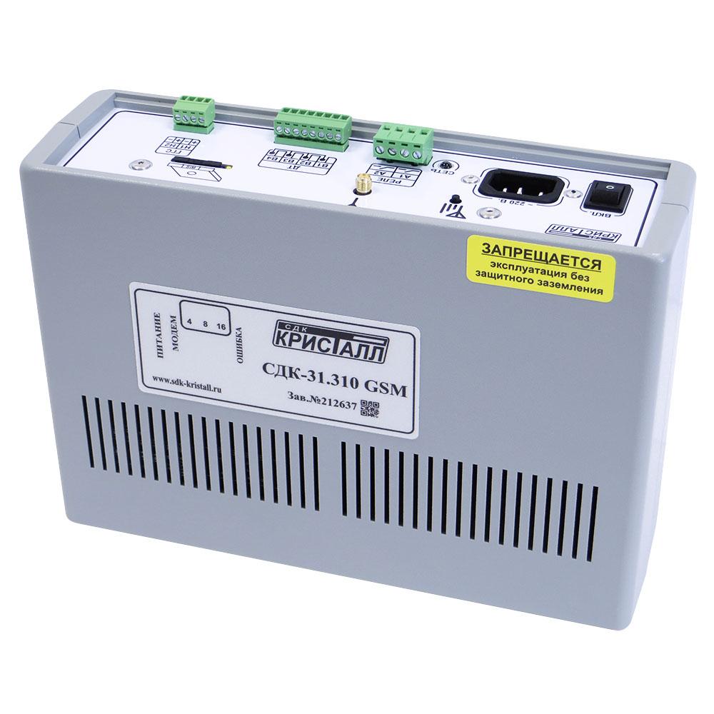Блок контроля СДК-31.310GSM
