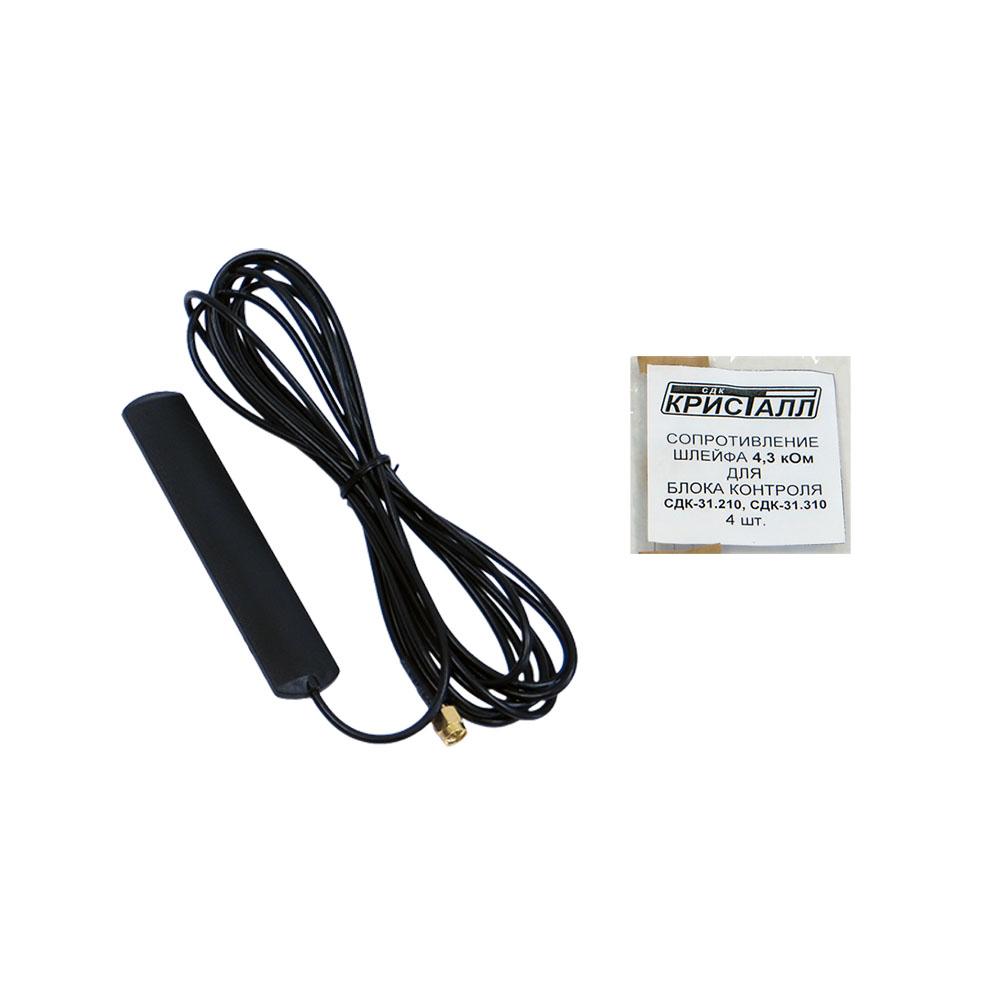 Резисторы, антенна для СДК-31.x10GSM