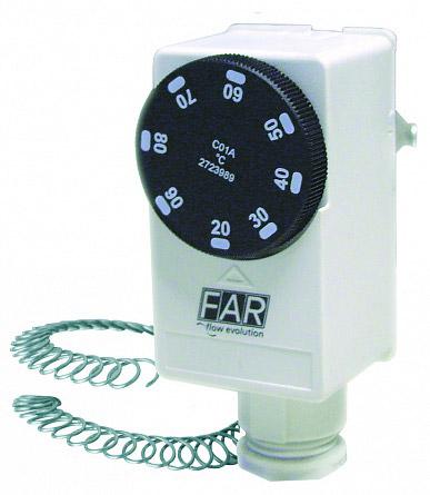 Термостат накладной FAR FA 7951